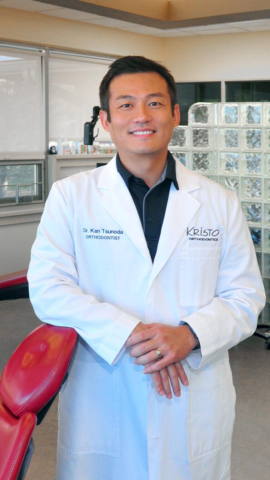 Dr. Kan Tsunoda - Orthodontic & Invisalign® specialist